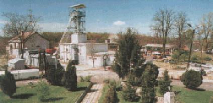 The Original Tatabánya Mining Museum