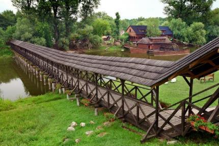 Pohľad na most
